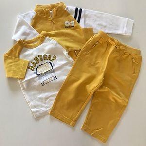 NWT Boys Gap Old Navy 18-24 Jacket Pants Shirt NEW